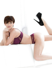 Short Hair Model Emily Addison - 07